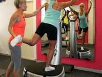 Power Plate Bajfit